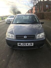 FIAT PUNTO 1.2 ACTIVE 8V 3DR GREY 2005 MINT RUNNER