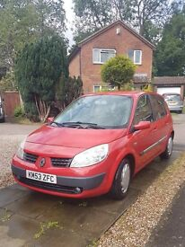 Reluctant sale of our Renault Megane Scenic 1.9dci