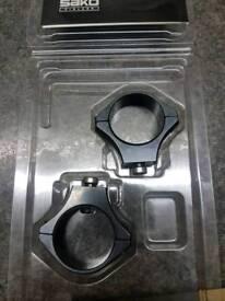 Sako optilock Scope rings (medium)