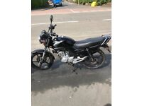 Yamaha ybr 125cc for sale - collection only