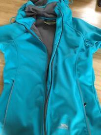 Girls soft shell Trespass jacket
