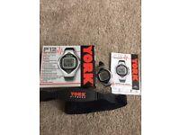York P12 Heart monitor watch