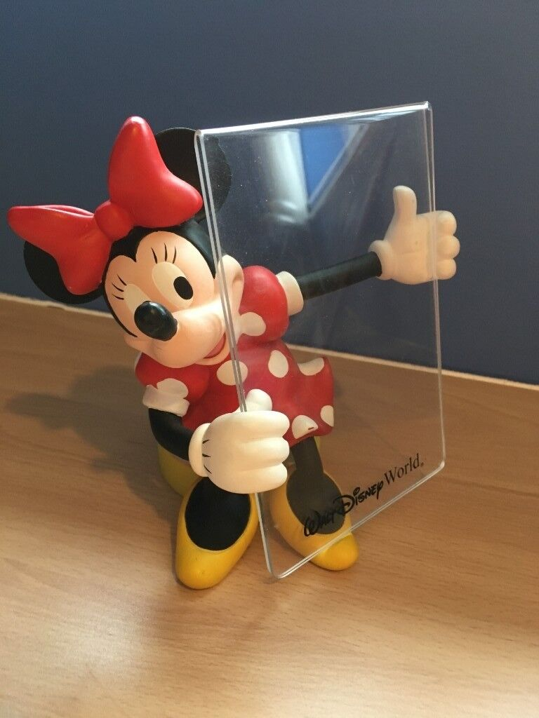 Walt Disney World Minnie Mouse Photo Frame In Lower Earley