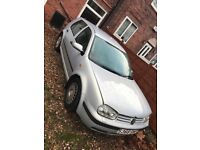 Vw golf for sale no swaps