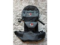 Bargain baby carrier by Bushbaby cocoon in excellent condition.