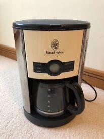 Russell hobbs coffee perculator