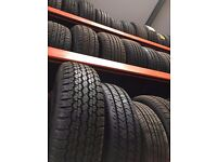 Job Lot of over 80 BRAND NEW tyres