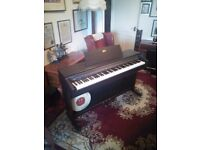 DIGITAL PIANO, (CASIO CELVIANO AP45).