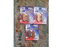 EBC HH Brake pads for Triumph Trident 750/900 + other bikes