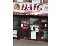 Restaurant (indian/Pakikistani) for sale in walthamstow London. Good location. running business.