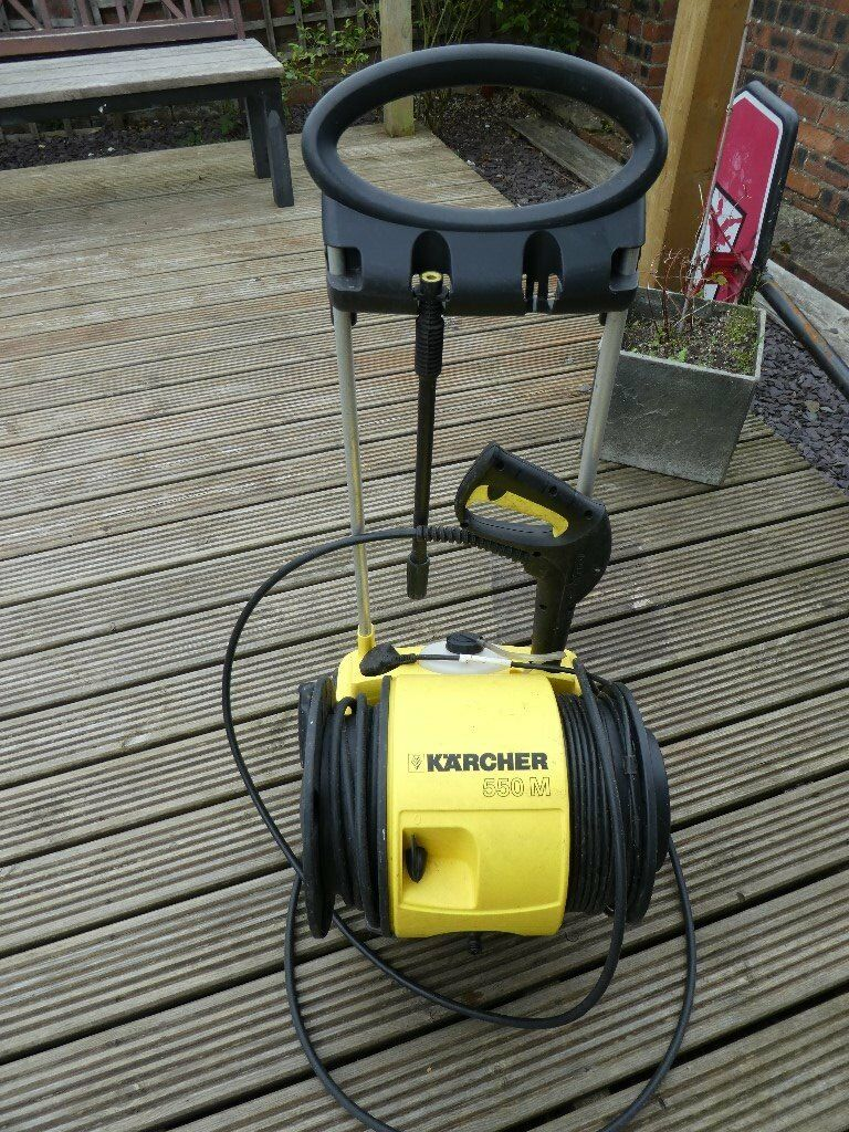 karcher k5 550m pressure washer for spares or repair in blackford edinburgh gumtree. Black Bedroom Furniture Sets. Home Design Ideas