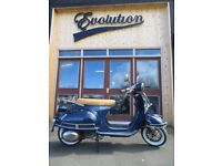 EVOLUTION MOTOR WORKS - New - Euro 4 EFI - Lexmoto 125 Milano - Learner Legal. Finance options