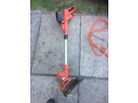 Strimmer 450 watts Motor Corded model Black and Decker