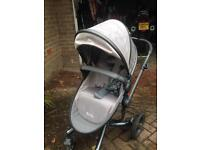 Silver cross surf pushchair- suitable from birth
