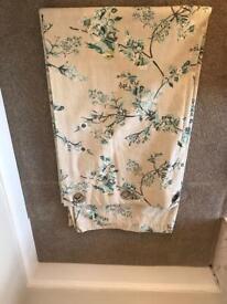 Dunelm tab too curtains