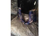 Ladies new look boots