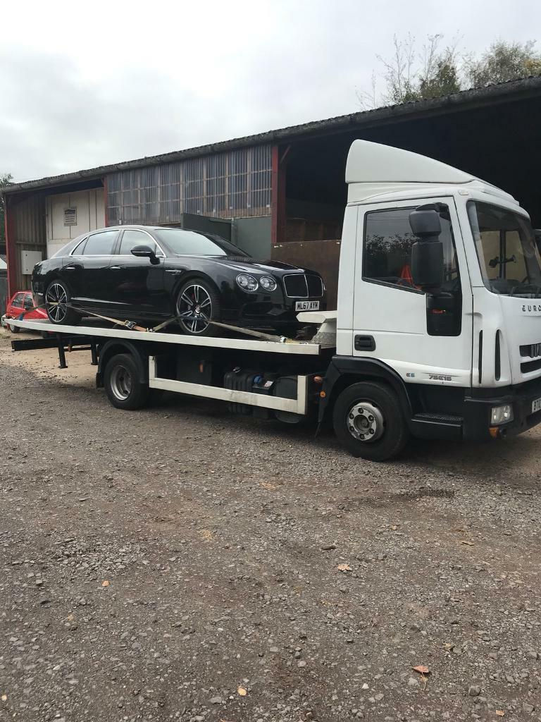 24 7 Cheap Urgent Car Van Recovery Vehicle Breakdown Tow Truck