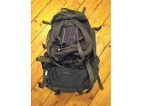 80L Backpack (60L) & Removable Daypack (20L)