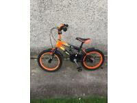 Boys bike for sale 16inch