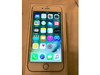 Apple iPhone 6s 64gb gold unlocked mint warranty