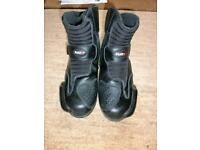 Motorbike Boots Size 12