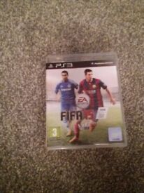 Fifa 15 for the PS3