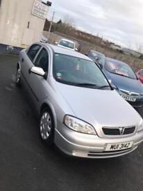 Vauxhall Astra VS 1.4 Petrol