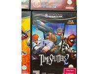 Time splitters 2 GameCube