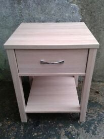 Bed side table - DELIVERY AVAILABLE