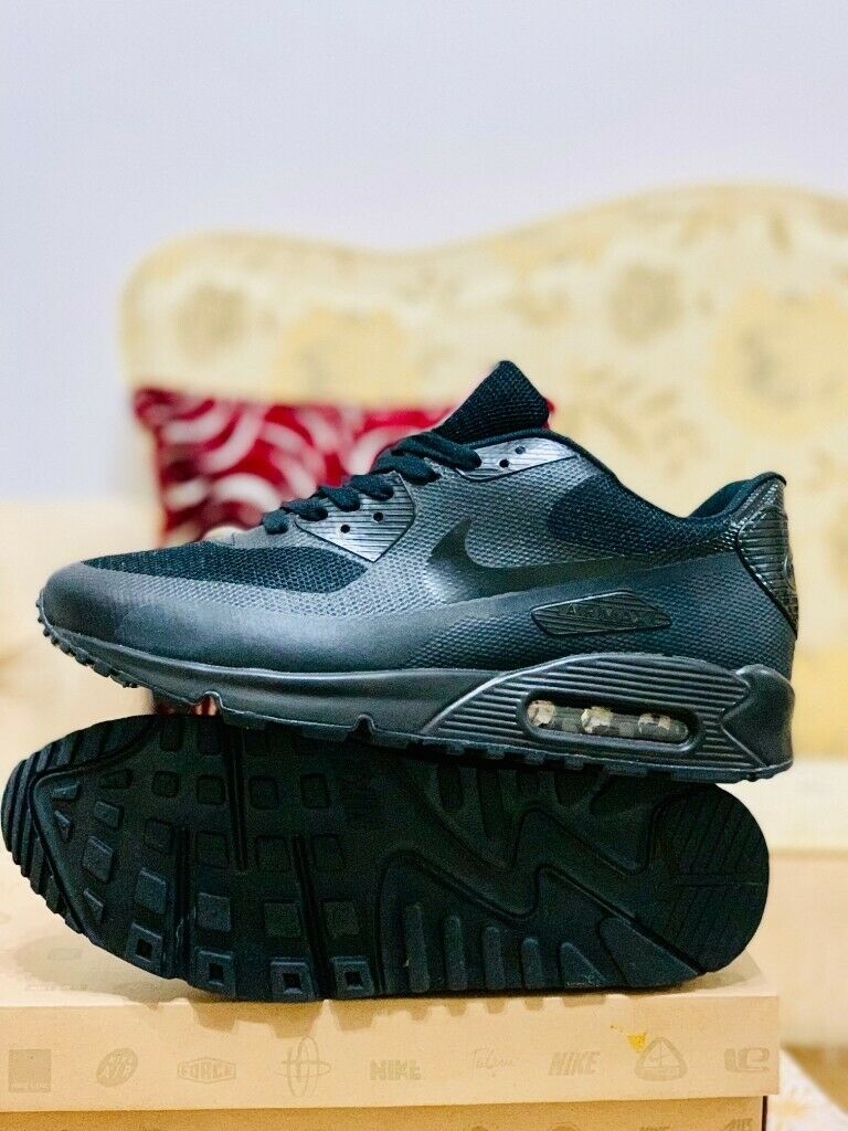 buy popular 778d6 41197 nike air max 90 hyperfuse black independance day all sizes inc delivery  paypal x