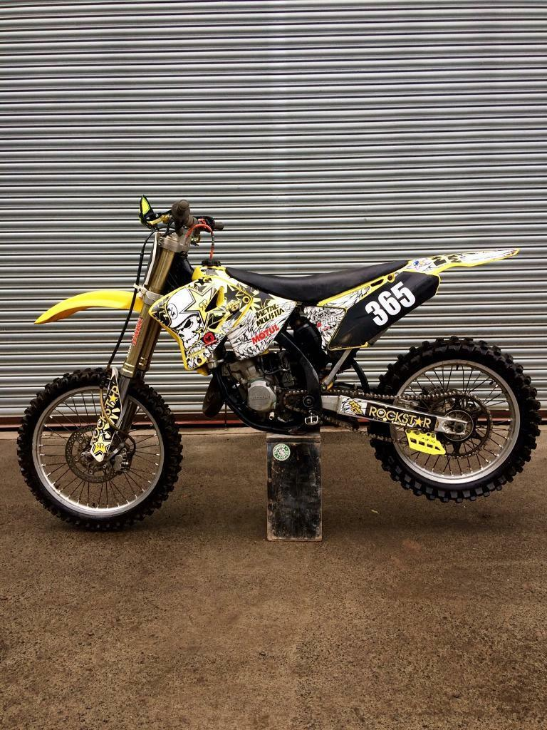 Suzuki Cc Dirt Bike For Sale