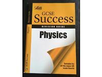 GCSE physics revision guide (non exam board specific)