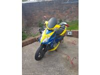 50cc race moped kymco