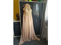bridesmaid/formal evening gown