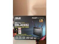 Asus DSL-AC68U DSL Modem & Router