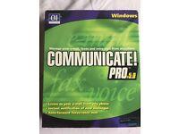 Communicate pro v.5.0