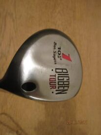 Ben Sayers Driver