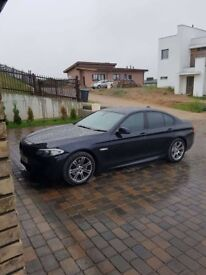 BMW F10 520D M SPORT AUTOMATIC IN PERFECT CONDITION + UPGRADED SOUND SYSTEM