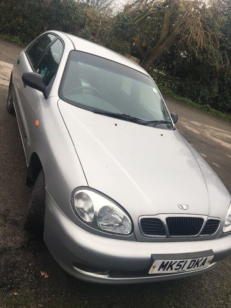 Lanos daewoo 2001 6 months MOT low mileage | in Northallerton, North
