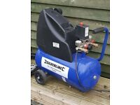 Silverline air compressor