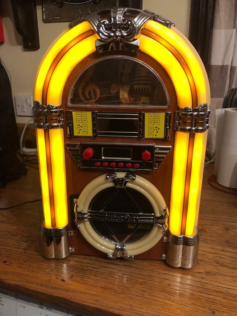 Retro mini jukebox | in Ipswich, Suffolk | Gumtree