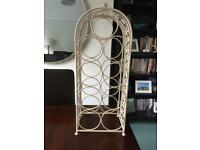 Traditional style wine rack - unused