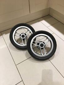 Oyster max rear wheels