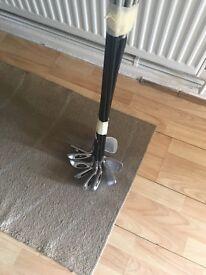 Men's left handed golf irons