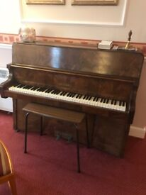 Piano ##FREE ##Bentley piano must be able to collect