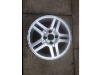 ford focus alloy wheel