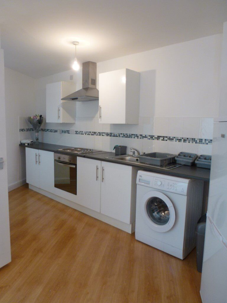 Very spacious, Ground-floor, One Bedroom Flat, Cecil Street, Adamsdown £575 PCM, available NOW!!
