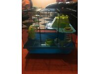 Hamsters cage