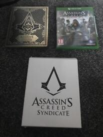 Assassins creed syndicate. Xbox one