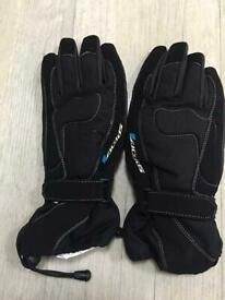 Lady's motorcycle winter gloves Spada size L